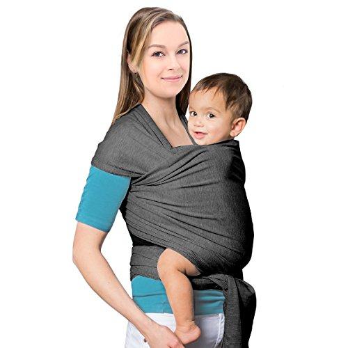Mture Fascia Porta Bebè, Bebè Baby Sling Wrap, portabebè, Marsupio Neonato Porta Bambino, Imbracature Soffici Per Bambini