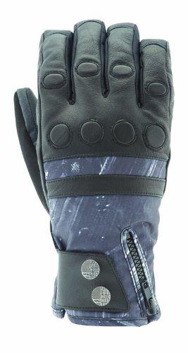 Nitro Snowboards Herren Handschuh The Manifest, Bleach Print/Black, XL, 1121-877440_1078