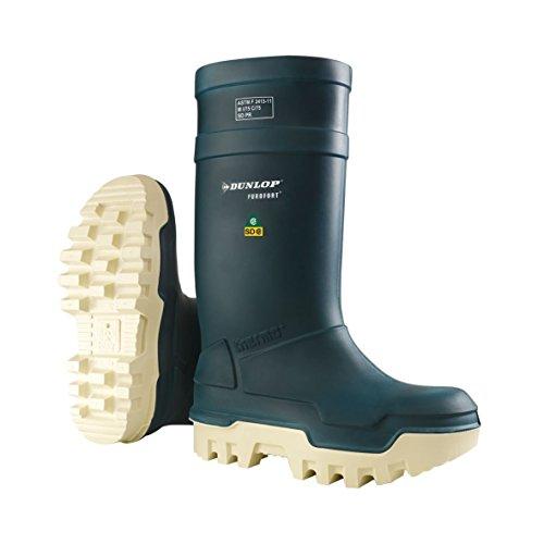 Ocean abeko Dunlop Purofort Thermo+, Zapatilla de atletismo Unisex Adulto, Armada, 42 EU