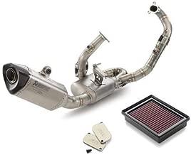 Akrapovic KTM 1290 Super Duke Titanium Full Exhaust System 61305999000