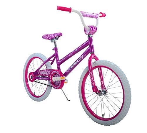Apollo Heartbreaker 20 inch Kid's Bicycle, Violet