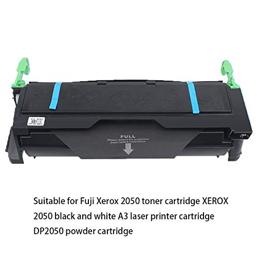 Cartuchos de impresora láser para cartuchos de tóner Fuji Xerox 2050 Cartuchos de impresora láser A3 en blanco y negro XEROX 2050 Cartuchos de tóner DP2050, negros de aproximadamente 7.200 página