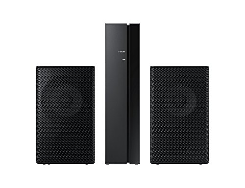 Samsung SWA-9000S - Kit de Altavoces Surround Sound inalámbrico, Color Negro