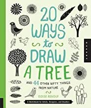 Eloise Renouf: 20 Ways to Draw a Tree and 44 Other Nifty Things from Nature : A Sketchbook for Artists, Designers, and Doodlers (Paperback); 2013 Edition