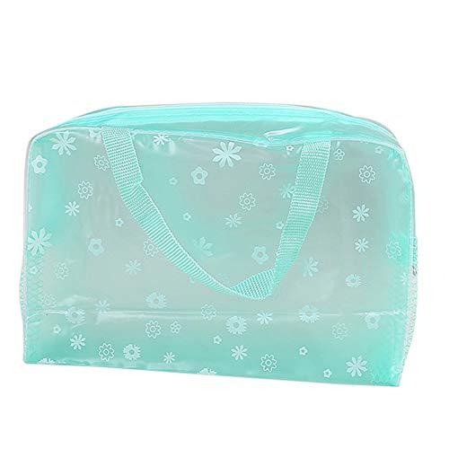 EFINNY New Makeup Cosmetic Toiletry Travel Makeup Bag Waterproof Portable Cosmetic Wash Toothbrush Sac
