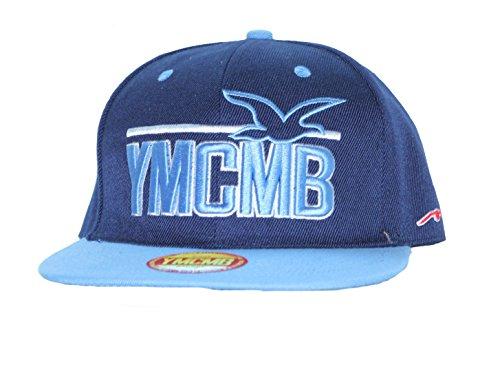 YMCMB Casquette Snapback - Unique, Bleu