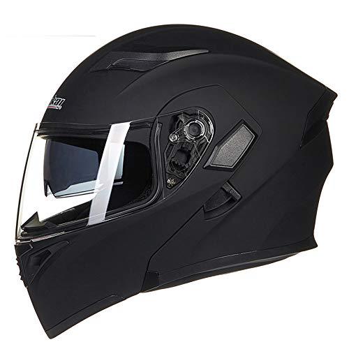 CARACHOME Retro Helm,Red Bull Helm, Protective Helm Regenschutz für Männer und Frauen. Geeignet für Motorroller CS Game Motorrad,M(55to58CM)