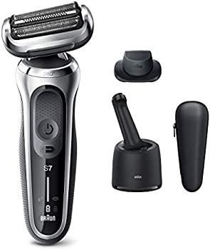 Braun Series 7 7071cc 4-In-1 360 Flex Head Electric Shaver