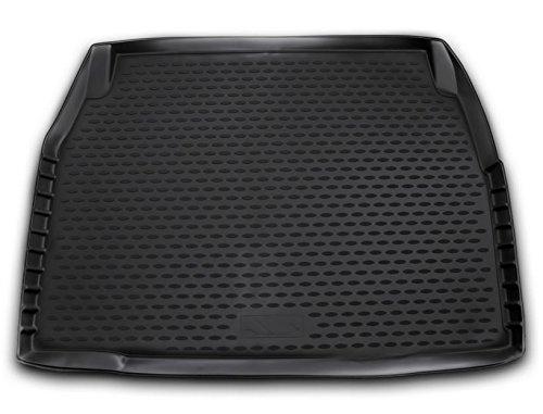 AD Tuning TMP22006 Passform Kofferraumwanne, Anti-Rutsch Oberfläche, schwarz
