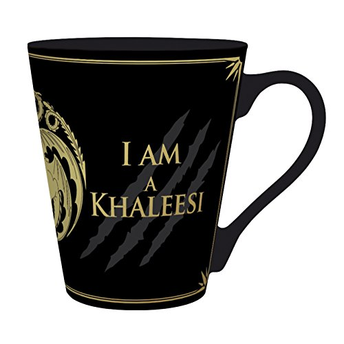 ABYstyle - GAME OF THRONES - Taza - 340 ml - I am not a princess
