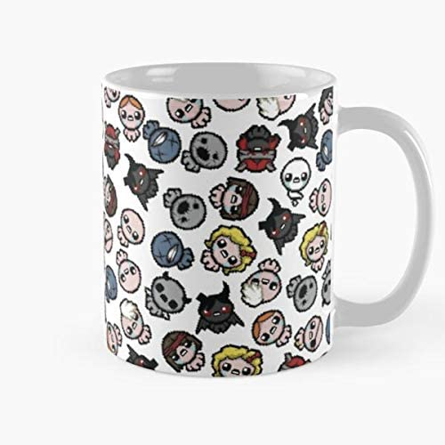 Characters Isaac Binding The Pattern Oklahoma City Mall Of Excellence Ounce Cerami Mug Best 11