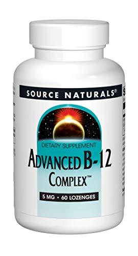 Advanced Complex B12 5 mg - 60 tabs