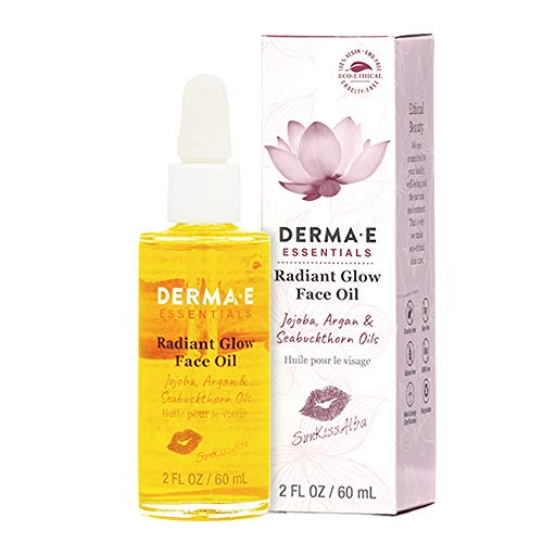 Derma E Essentials - Radiant Glow Face Oil - 2oz / 60ml