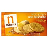 Nairn Stamm Ingwer Hafer-Kekse (200G)