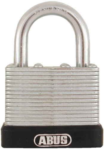 ABUS 45/40 C KD 1.5-Inch Economy Laminated Steel Keyed Different Padlock, Silver by ABUS