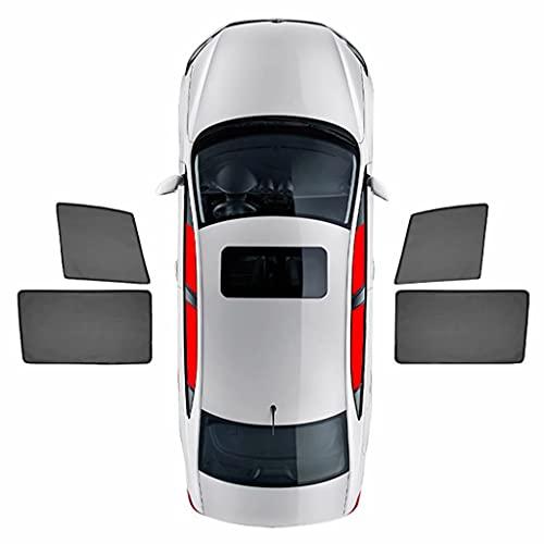 QCYP Parasol De Coche Adecuado para Mercedes-Benz GLC260L 2021 Cortinas de Malla termoaislante De Sombra