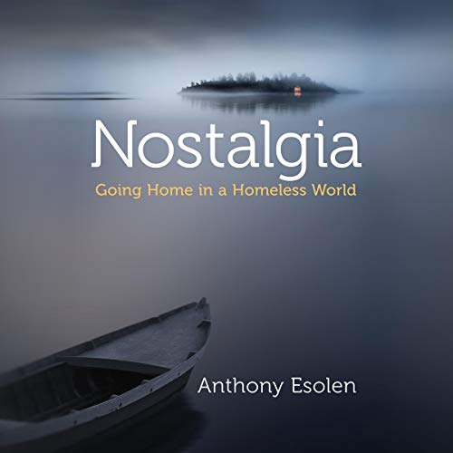 Nostalgia audiobook cover art