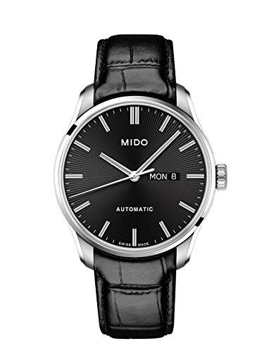 Mido Reloj Analógico para Hombre de Cuarzo con Correa en Cuero M0246301605100