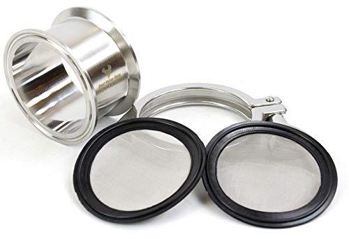 Best Value Vacs 1.5 inch Inline Filter Kit