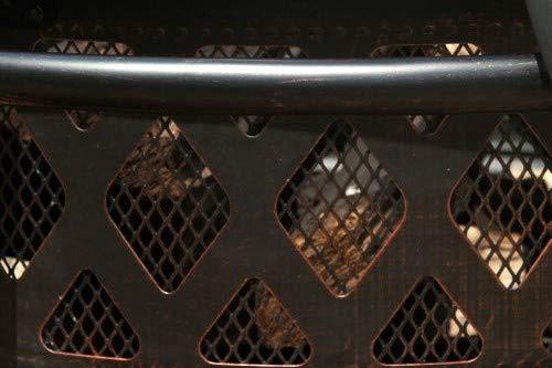 Uniflame Endless Summer, WAD792SP, Bronze Crossweave Firebowl Fire Pit Outdoor Firepit