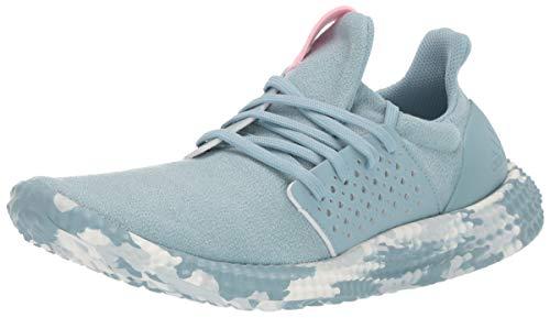 adidasCG3448 - Adidas Athletics 24/7 Tr Mujer Unisex adulto Hombre , Gris (Gris ceniza/rosa verdadero/tinte azul.), 41 EU