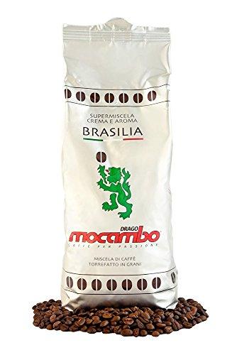 6x 1 kg mocambo Kaffee Espresso BRASILIA, Caffe Bohnen