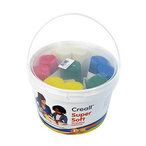 Creall havo250201750g Sortiment Havo Super Soft Modellier Material Set