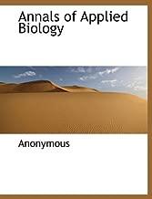 Annals of Applied Biology