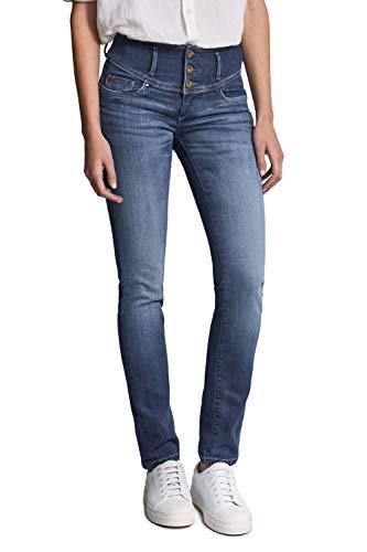 Salsa Damen Mystery Jeans, blau, 28W x 32L