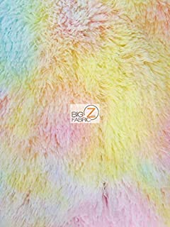 Best rainbow minky fabric Reviews