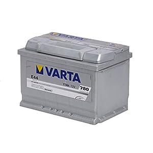 BATERÍA COCHE VARTA SILVER DYNAMIC 12V 77AH E44