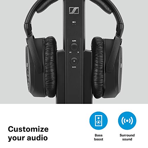 Product Image 3: Sennheiser RS 175 RF Wireless Headphone System