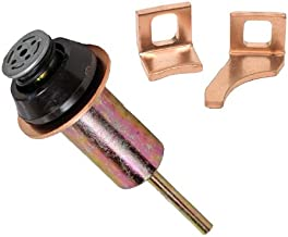 Starter Repair / Rebuild Kit for Denso 1.0kw, 1.2kw, 1.4kw, 1.6kw, 1.8kw 2.0kw Gear Reduction Starters (Plunger & Solenoid Contacts)