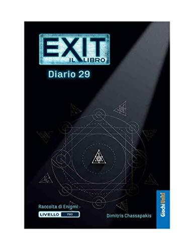 Giochi Uniti- Exit Gioco da Tavolo, Multicolore, GU3307