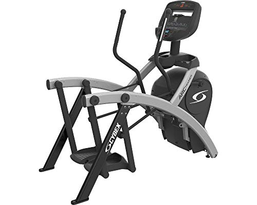Great Features Of Cybex 525AT Arc Trainer, Platinum Sparkle