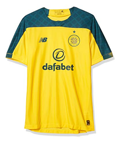 New Balance Men's Celtic Football Away Elite Jersey, Away, M