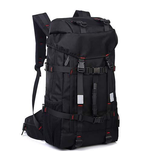 55L Rucksack Wanderpult Multifunktionale wasserdichte Rucksacktaschen Gepäckbezüge für Outdoor-Wandertouren Camping Bergsteigen