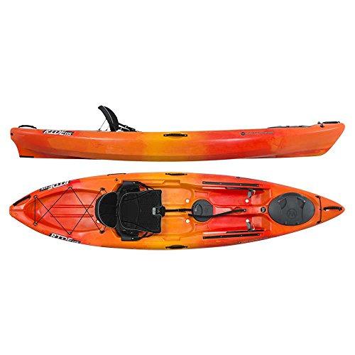 Wilderness Systems Ride 115X Max Kayak - Mango