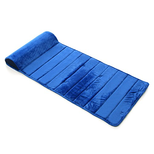 Product Image of the My First Nap Mat Premium Memory Foam Nap Mat with Built-In Removable Pillow,...