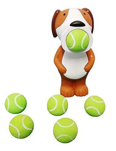 Plopper LEIF Hund - Doggy - lustiges Spielzeug für draußen und drinnen Ballspiele Mädchen und Jungen ab 4...