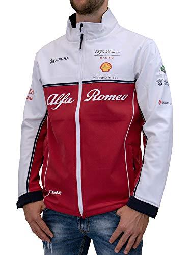 Sauber Motorsport AG T-Shirt pour Adulte Alfa Romeo Rouge fonc/é