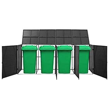 Best garbage storage shed Reviews