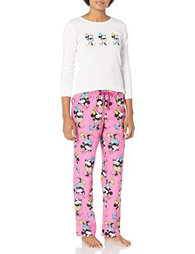 Amazon Essentials Damen Disney Star Wars Marvel Pyjama-Familiensets aus Flanell ...