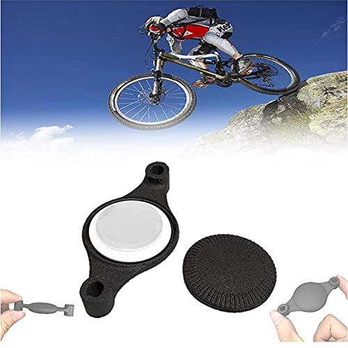Bike Mount Protective Case For Air-Tag,Portable Bluetooth Locator Holder Air Tags Bottle Cage,Anti Lost Theft Hidden Protector Tracker Cover For Road Bicycle For Airtag 1pcs Negro