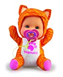 Nenuco- Disfraces animalitos, Tigre