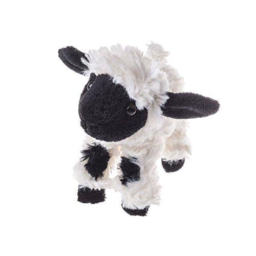 Schwarznasenschaf Plüschtier Kuscheltier Stofftier 15 cm - Plüsch Schaf stehend