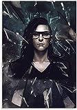 ZYYSYZSH Rompecabezas de cartón 1000 Piezas DJ Skrillex Posters Juguetes para niños Adultos Juego de descompresión (38X26CM)