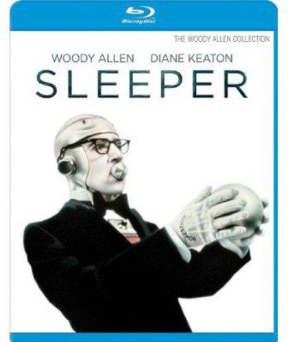 Sleeper Blu-ray
