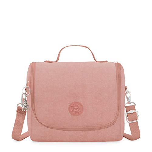 Kipling Kichirou Insulated Lunch Bag, galaxy twist Pink