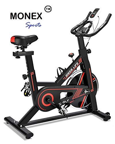 Monex iDeer Exercise Bike, Indoor Cycling Bike,...